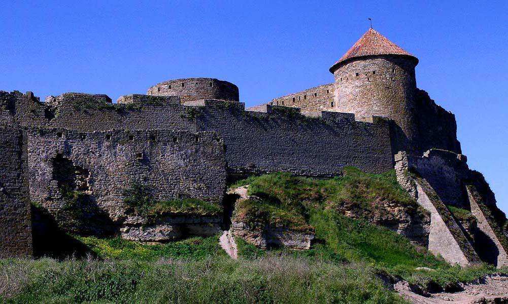 Білгород-Дністровський і його фортеця