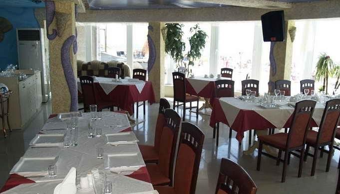 бар «Солар» в Затоке фото