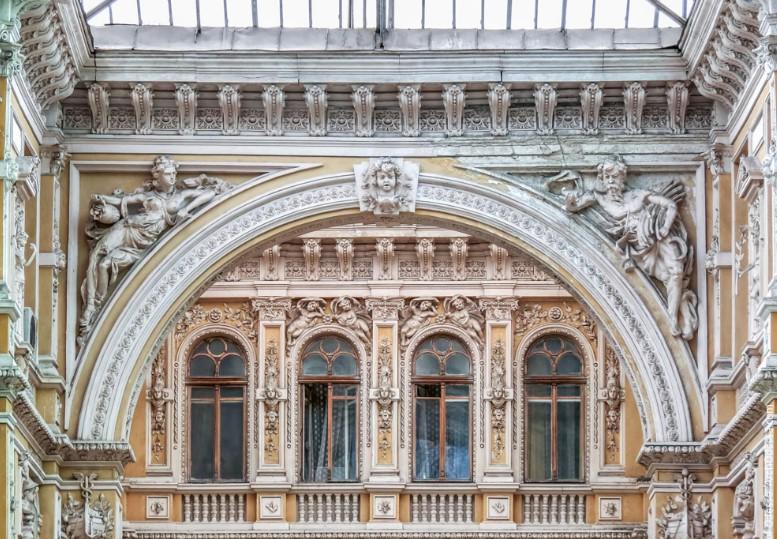 архітектура Одеси фото